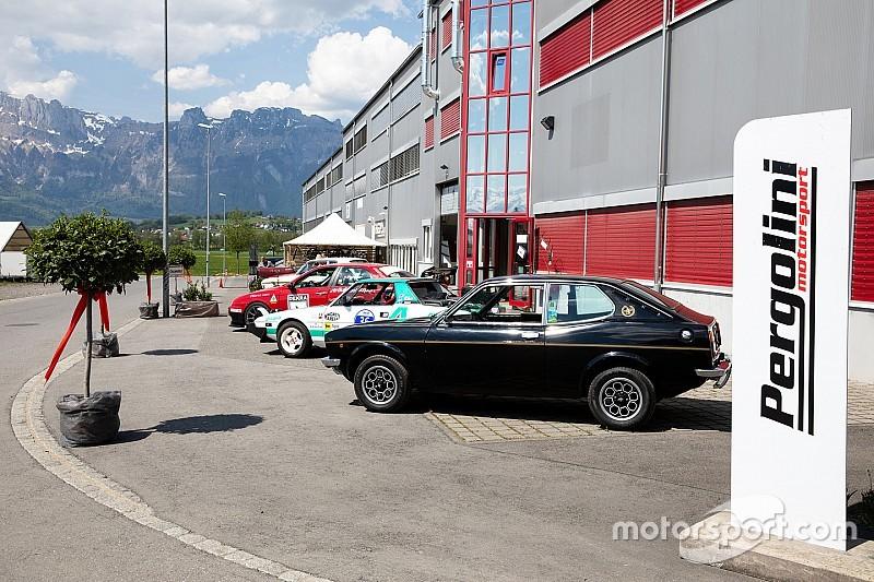 """Ein toller """"Open Day"""" für Pergolini Motorsport"""