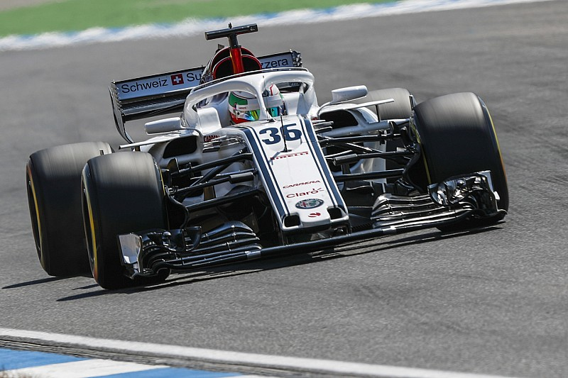 Giovinazzi nagyon örülne, ha jövőre megkapná a Sauber ülését