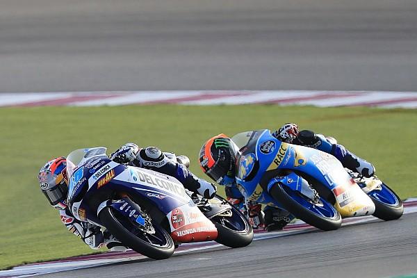 Moto3 Race report