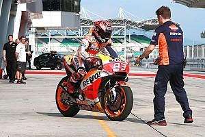 """MotoGP Noticias Márquez: """"Me sobra motivación; no tengo necesidad de dejar Honda"""""""