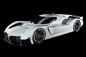 Auto Actualités Toyota GR Sport Concept, au défi des Project One et Valkyrie!