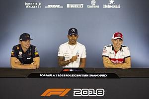 Formule 1 Diaporama Photos - Jeudi à Silverstone