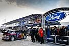RESMI: Pabrikan Ford kembali ke WRC