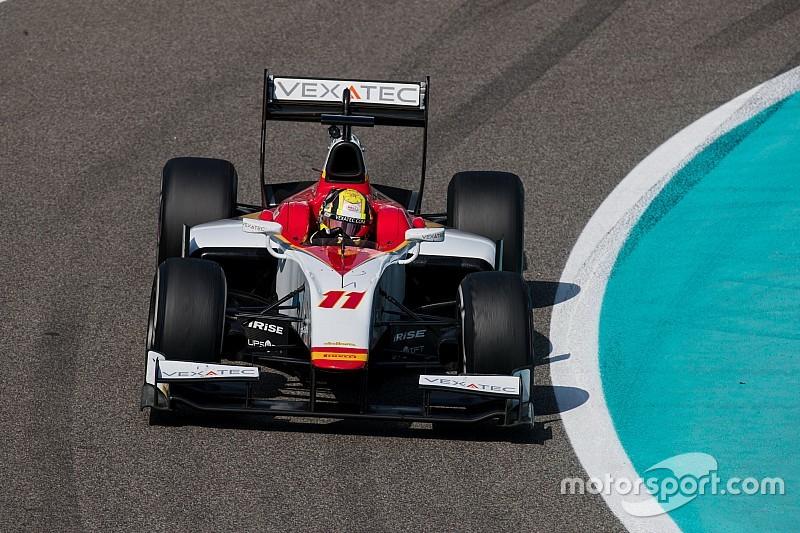 Norris: Formula 2 beklediğimden daha zor