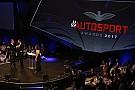 ALLGEMEINES Autosport Awards 2017: Das sind die Preisträger