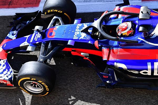 Stop/Go Livefeed A Toro Rosso autója is átment a törésteszten