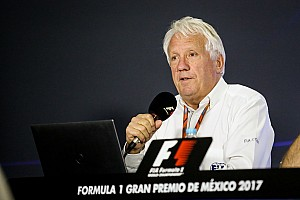 F1 Noticias de última hora Whiting: