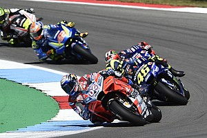 MotoGP Réactions Dovizioso : Un GP