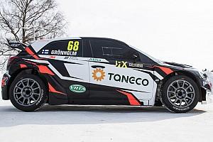 Rallycross-WM News Auf den Spuren von Volkswagen: Hyundai kommt in die WRX