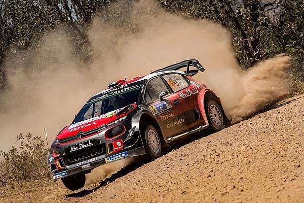 В Citroen предложили Лебу расширить программу стартов в WRC