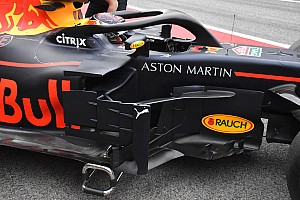 Formula 1 Analisi Video Red Bull: Giorgio Piola ci spiega come si è evoluta la RB14