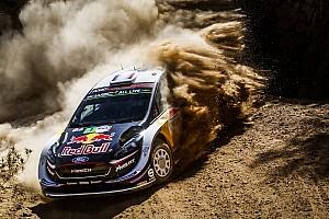 WRC Etappenbericht WRC Rallye Mexiko 2018: Loebs Pech ist Ogiers Glück