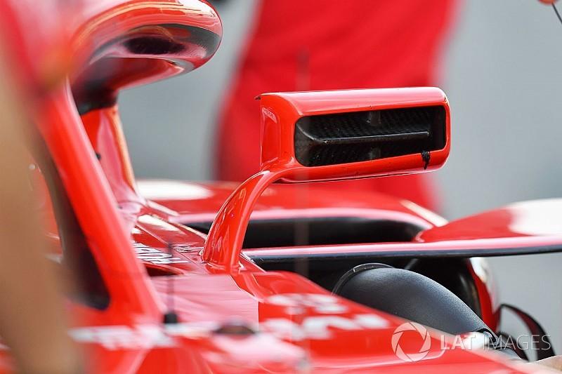 FIA to allow F1 teams to mount mirrors on halo
