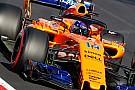 McLaren: Masalah mobil adalah bagian dari proses testing