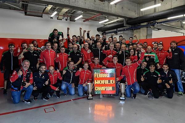 WEC Ferrari здобула Кубок Конструкторів у WEC