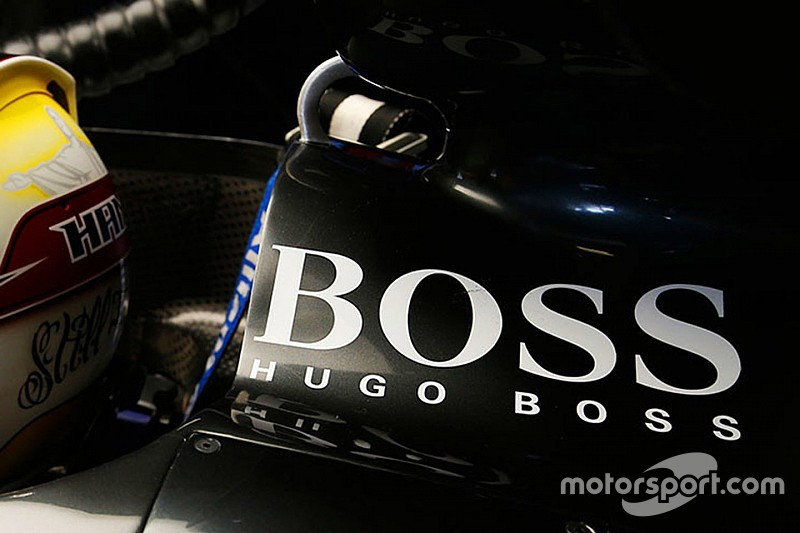 hugo boss ends f1 sponsorship in favour of formula e. Black Bedroom Furniture Sets. Home Design Ideas
