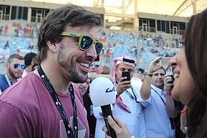 WEC Breaking news Alonso to drive Toyota in Bahrain WEC test