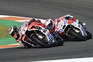 MotoGP Son dakika Ducati: Lorenzo/Dovizioso'nun durumunu yanlış anladık