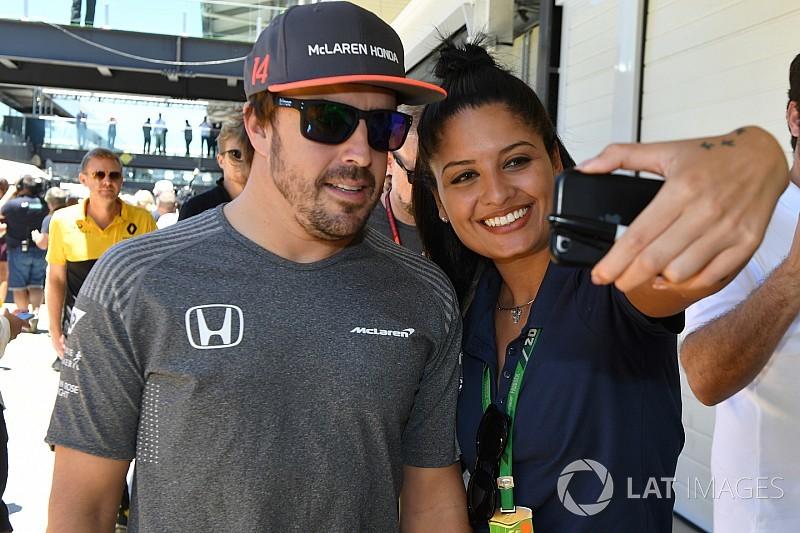 """""""Alonso es aún el piloto más consistente y fuerte de la F1"""", asegura Briatore"""