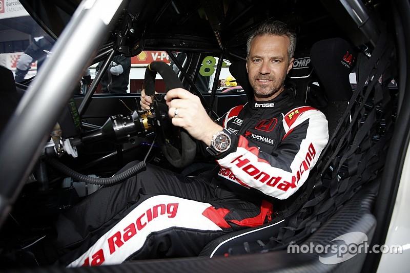 Tiago Monteiro regresa en Suzuka al WTCR