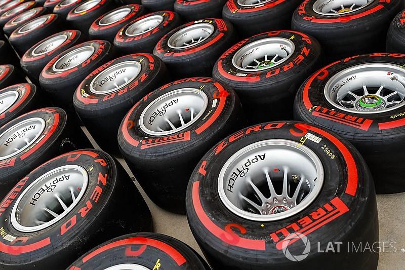 La FIA permet à Pirelli d'apporter des pneus différents sur 3 GP