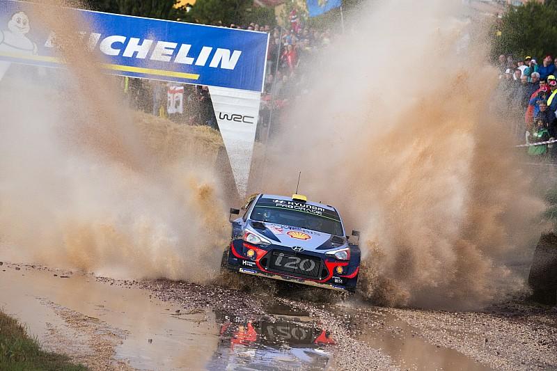 Mikkelsen lidera un 1-2 de Hyundai en Italia