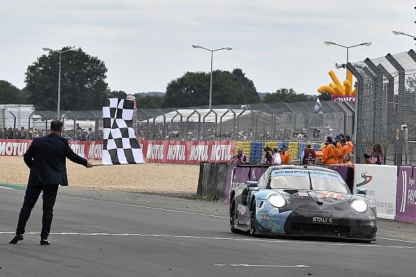 24 heures du Mans Actualités Julien Andlauer, plus jeune vainqueur de l'Histoire au Mans