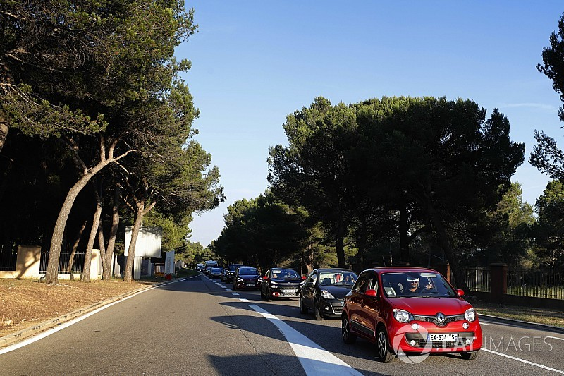 У Франції бажають збільшити кількість глядачів на гонці Ф1 попри затори
