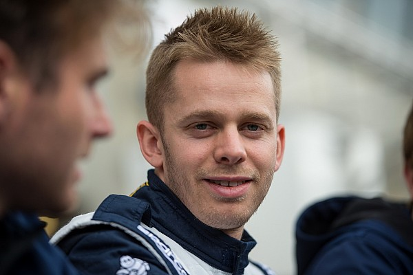 Blancpain Endurance Breaking news Brundle replaced by Baumann for Spa 24 Hours