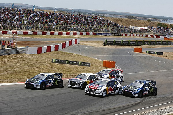 World Rallycross Noticias de última hora El Mundial de Rallycross va camino a ser 100% eléctrico en 2020