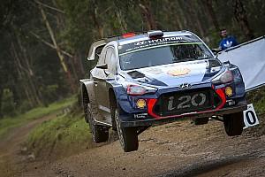 WRC Analysis