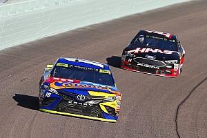 NASCAR Cup Noticias de última hora NASCAR no planea cambiar los descansos entre etapas en 2018