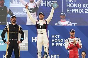 Formula E Gara Sam Bird stravince il primo ePrix di Hong Kong