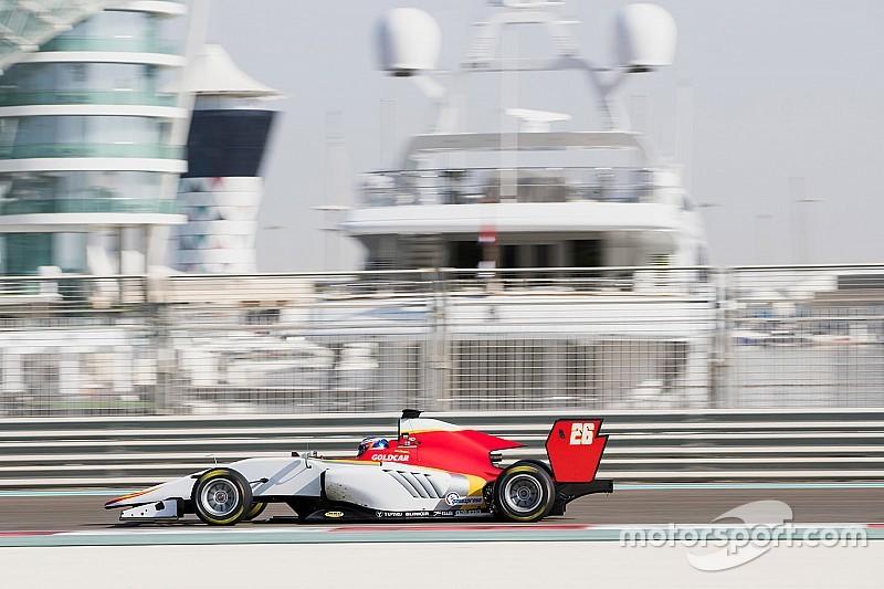 Campos перевела своего лучшего пилота Евроформулы Open в GP3