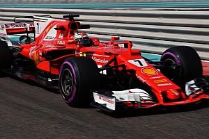 Fórmula 1 Entrevista Para Raikkonen, el caucho hiperblando de Pirelli