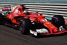 Tes F1 Abu Dhabi: Raikkonen tercepat, Gelael catat 117 putaran