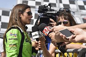 IndyCar 速報ニュース ダニカ・パトリック、エド・カーペンターからインディ500出場か
