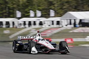 IndyCar Отчет о квалификации Ньюгарден впервые в сезоне выиграл квалификацию IndyCar