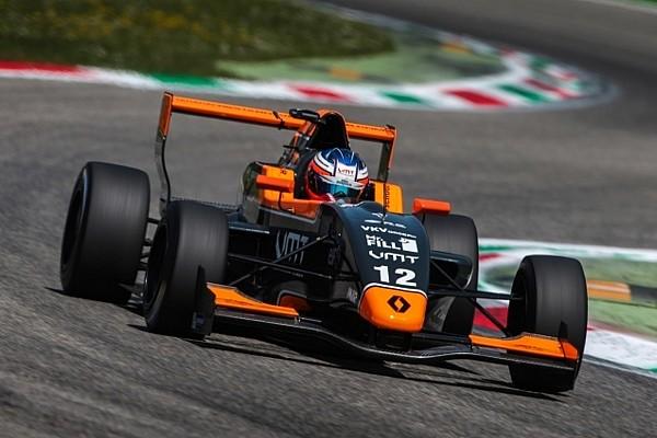 """Formule Renault Nieuws Opnieuw moeizaam weekend voor Verschoor: """"Van mijn kant niet goed"""""""