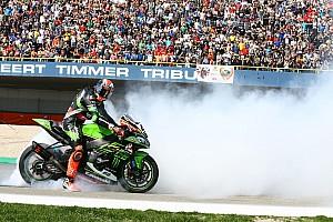 Superbike-WM Reaktion Tom Sykes: