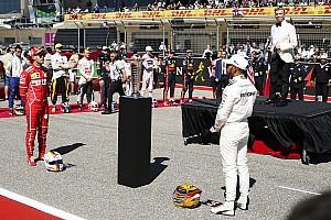 Formule 1 Actualités Les équipes défendent le show d'Austin malgré les critiques