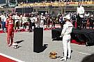 """レース前の派手な演出は賛否両論。アロンソ「インディ500の""""劣化版""""」"""
