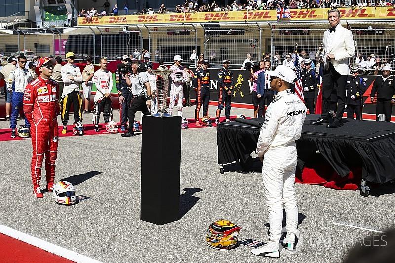 Teams defend US GP presentations amid
