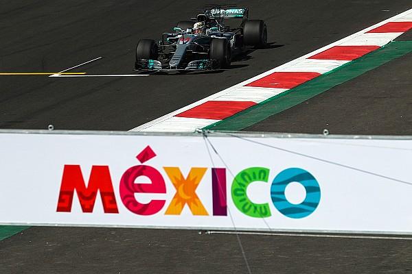 México no aceptará un cambio de fecha en F1
