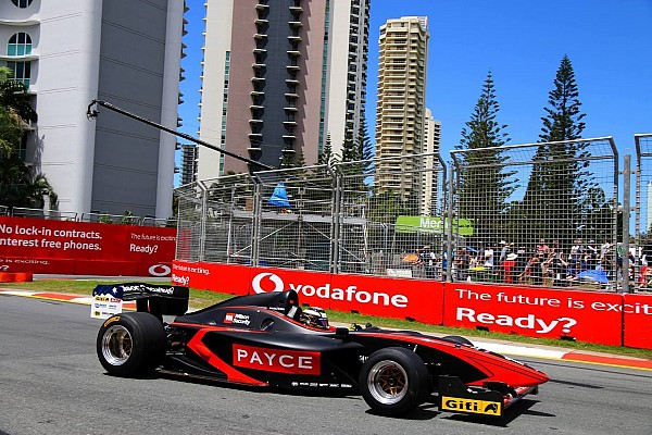 Supercars Breaking news Formula 5000 cars set for debut New Zealand demo