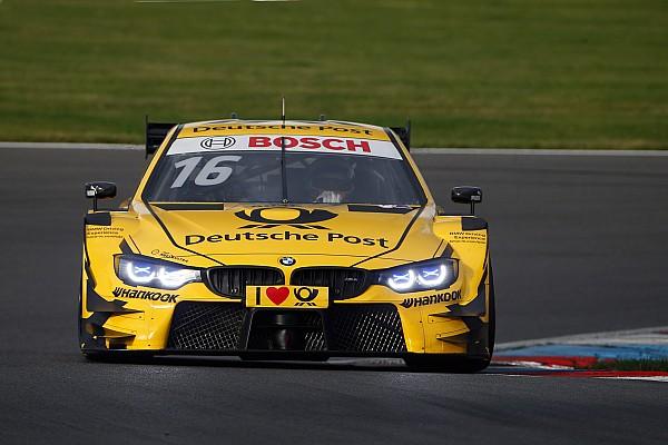 La alineación de BMW en el DTM 2018 cuenta con sorpresas
