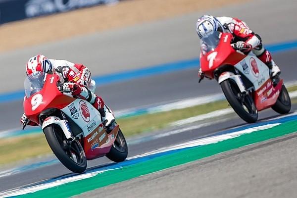 ATC Race report ATC Thailand: Mario SA amankan podium kedua