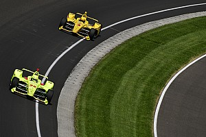 IndyCar Practice report Indy 500: Pagenaud leads no-tow times in final practice
