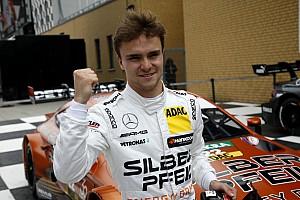 DTM Crónica de Clasificación Auer logra la pole en Lausitz por solamente siete milésimas