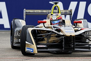 Formula E Practice report Berlin ePrix: Points leader Vergne tops practice